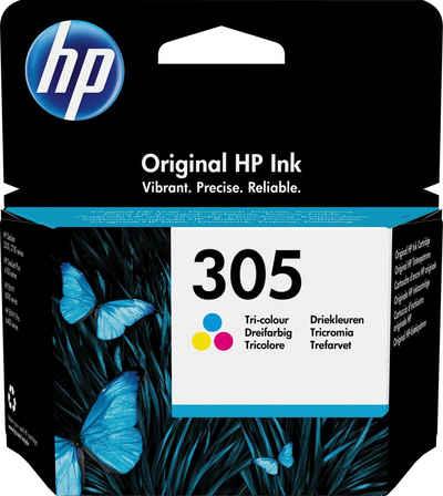 HP »hp 305, 3YM60AE« Tintenpatrone (Packung)