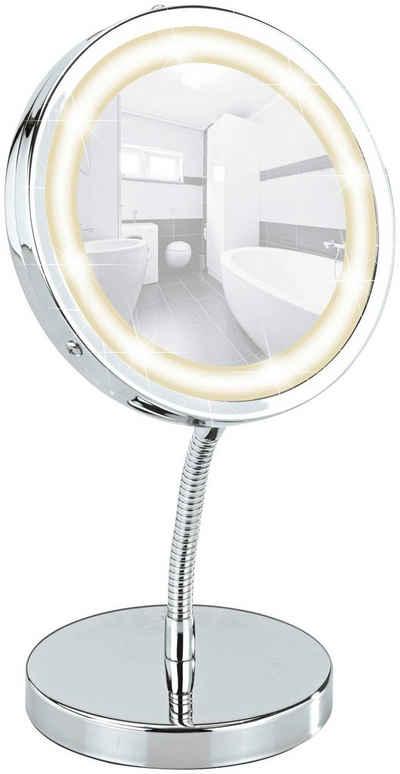 WENKO Kosmetikspiegel »Brolo«, 3-fach Vergrößerung