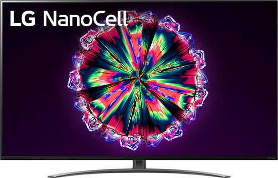 LG 55NANO867NA LED-Fernseher (139 cm/55 Zoll, 4K Ultra HD, Smart-TV, NanoCell, Aus der Radio-Werbung)
