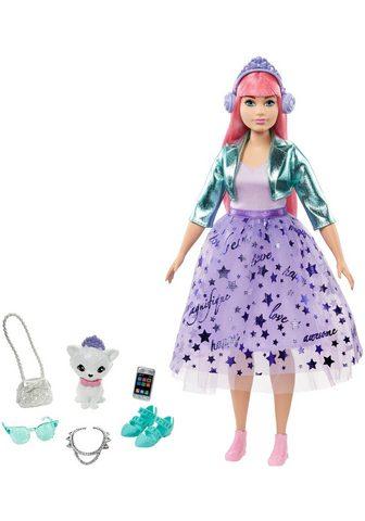 Barbie Anziehpuppe »Prinzessinnen Abenteuer D...