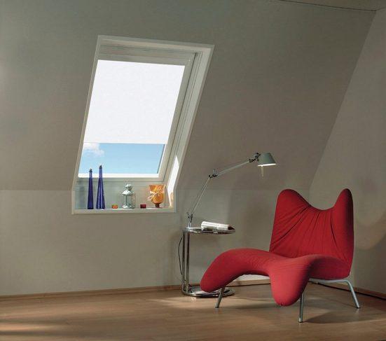Rollo »Dachfenster Sonnenschutz Thermo«, GARDINIA, verdunkelnd