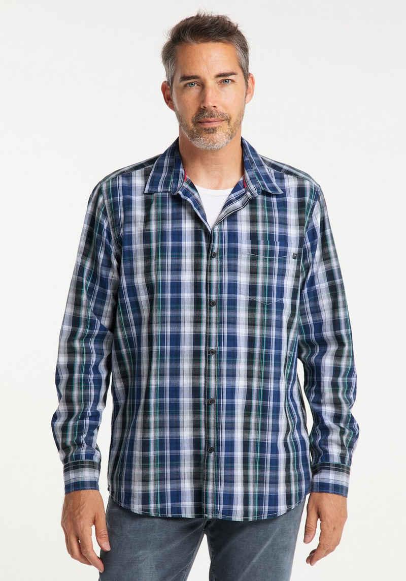 Pioneer Authentic Jeans Karohemd »Karo-Hemd«