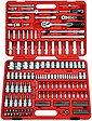 FAMEX Werkzeugkoffer »716-21«, Komplettset, inkl. 174-tlg. Steckschlüsselsatz, Bild 3