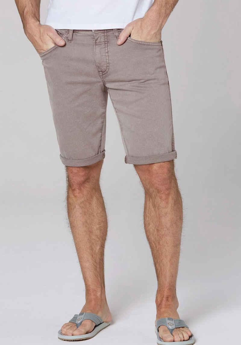 CAMP DAVID Shorts aus Baumwollmix