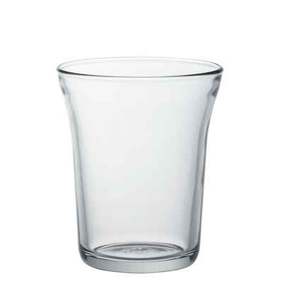 Duralex Tumbler-Glas »Universel«, Glas, Trinkglas Wasserglas Saftglas 220ml Glas transparent 6 Stück