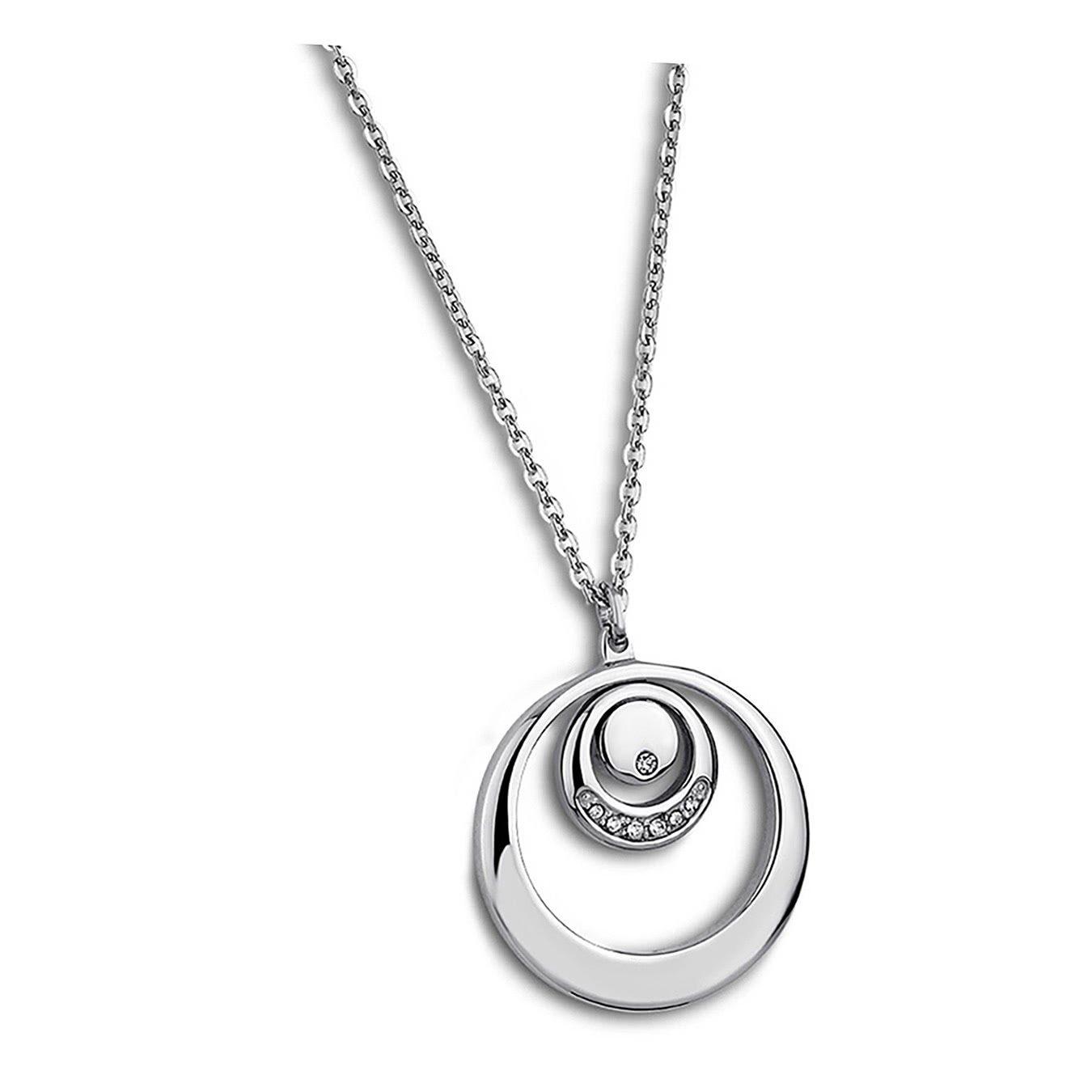 Rosenholz Anhänger Dreieck Form 925er Sterling Silber Baumwoll Halskette Neu