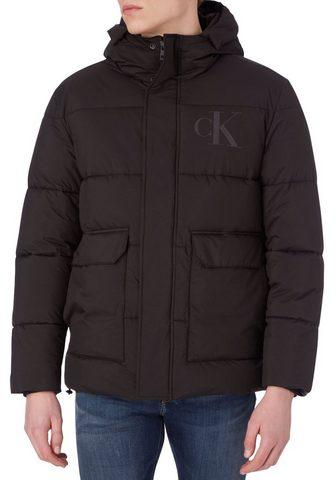 Calvin Klein Jeans Calvin KLEIN Džinsai Steppjacke »CK EC...