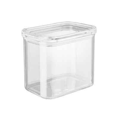BUTLERS Vorratsglas »CLEARANCE Vorratsdose rechteckig 1700ml«, AC, Acryl, Silikon