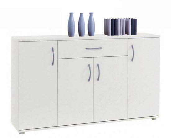 moebel-dich-auf Kommode »LILLY 13« (in 3 Farben erhältlich), 117 cm breit