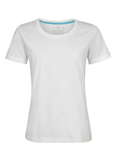 Elkline T-Shirt »Go For« Basic kurzarm Shirt aus Bio Baumwolle