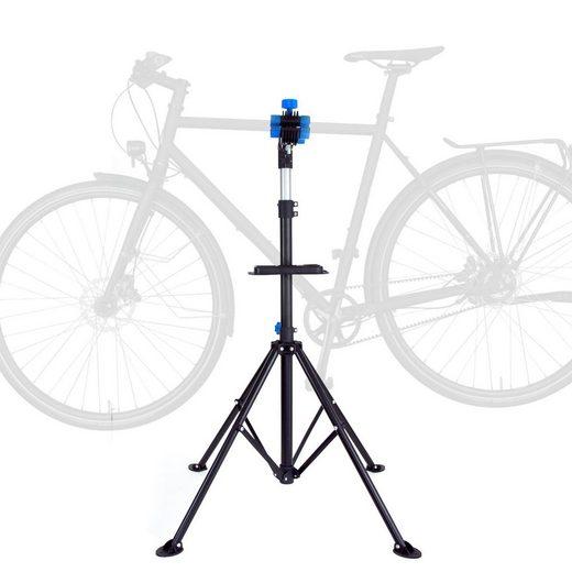 Grafner Fahrrad-Montageständer »Reparaturständer Fahrradständer Zentrierständer«, max. Belastung: 30 kg- auch für E-Bikes geeignet