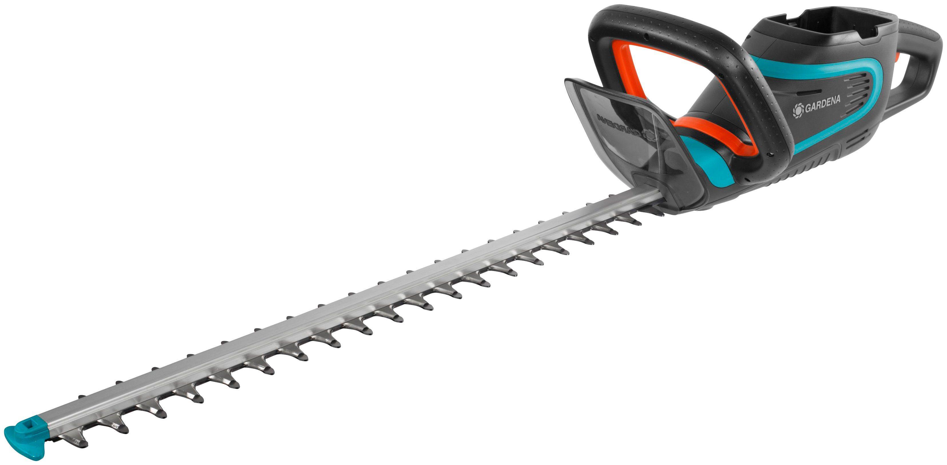 50cm Gardena ComfortCut Li-18//50 Akku Heckenschneider mit Ergonomischem Griff