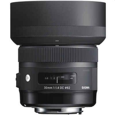 SIGMA »30mm 1:1,4 DC HSM Art für Canon AF« Objektiv