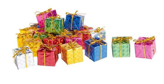 VBS Streudeko »Geschenkpäckchen«, 24 Stück