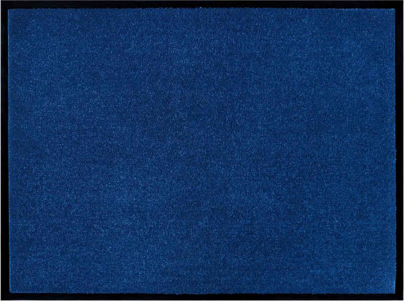 Fußmatte »Triton«, Home affaire, rechteckig, Höhe 7 mm, In- und Outdoor geeignet, waschbar