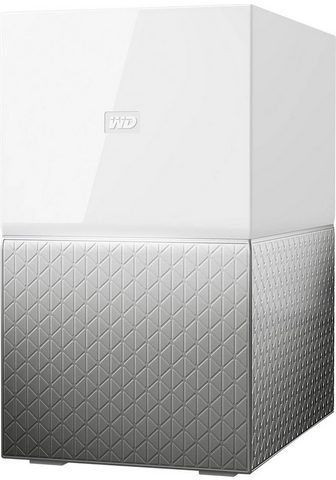 WD My Cloud Home Duo NAS-Server