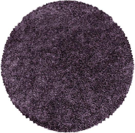 Hochflor-Teppich »SYDNEY 3000«, Ayyildiz, rund, Höhe 50 mm