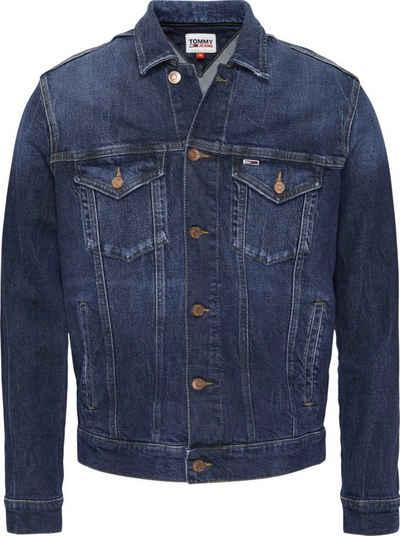 Tommy Jeans Jeansjacke »REGULAR TRUCKER JACKET AE259 DBC«
