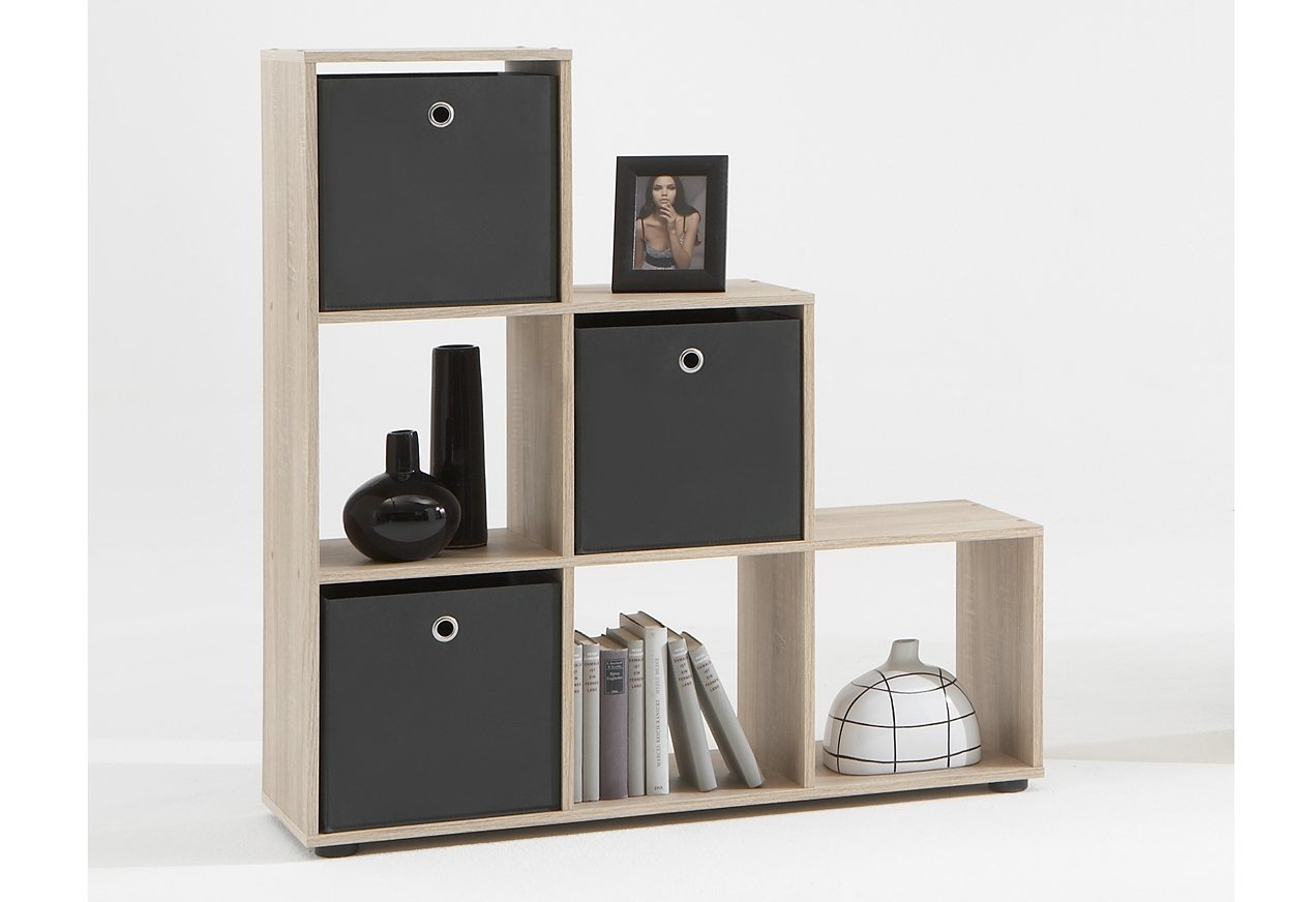 Raumteiler, FMD, »Mega 1« | Wohnzimmer > Regale > Raumteiler | FMD