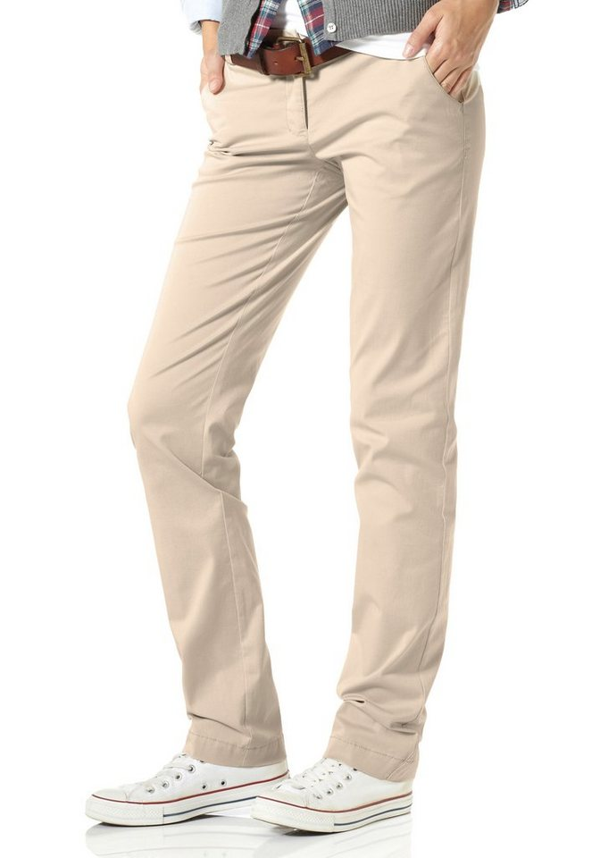 Flashlights Chinohose in beige