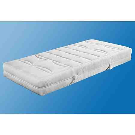 Kaltschaum-Matratzen sind ideal für ein mittleres bis hohes Wärmebedürfnis, sind punktelastisch, atmungsaktiv und für jede Schlafposition geeignet.