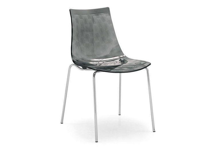 connubia by calligaris 4-Fußstuhl »Ice CB/1038«