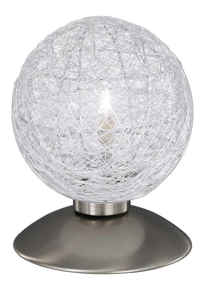 Halogen-Tischlampe, (1flg.), Paul Neuhaus