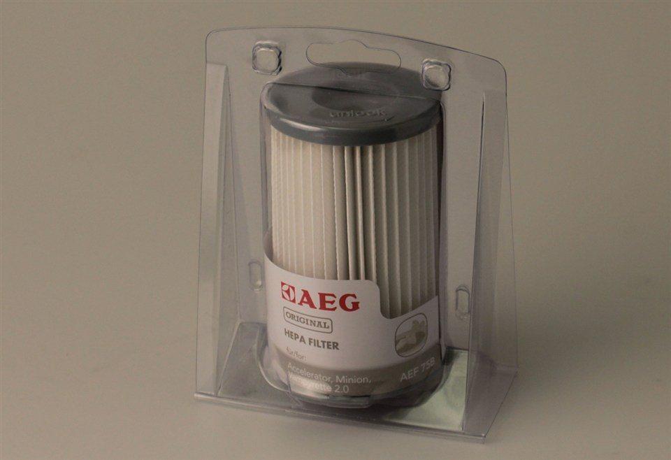 AEG HEPA Filter AEF 75 B Zubehor Fur Vampyrette Modelle