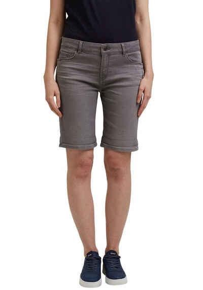 Esprit Shorts mit krempelbarem Beinabschluss