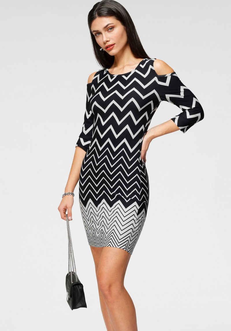 Melrose Jerseykleid mit Schulter Cut-Out