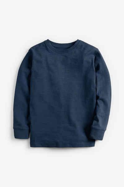 Next Langarmshirt »Langärmliges, bequemes Shirt« (1-tlg)