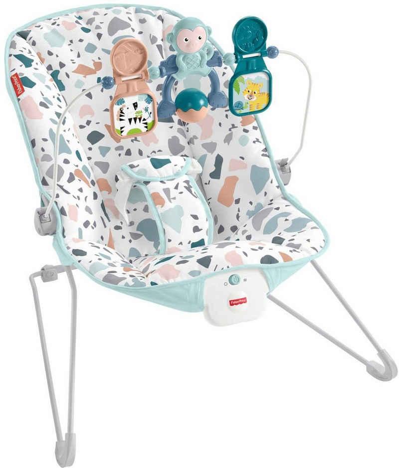 Fisher-Price® Babywippe »Basis«, elektrisch, mit Vibration und Spielbügel