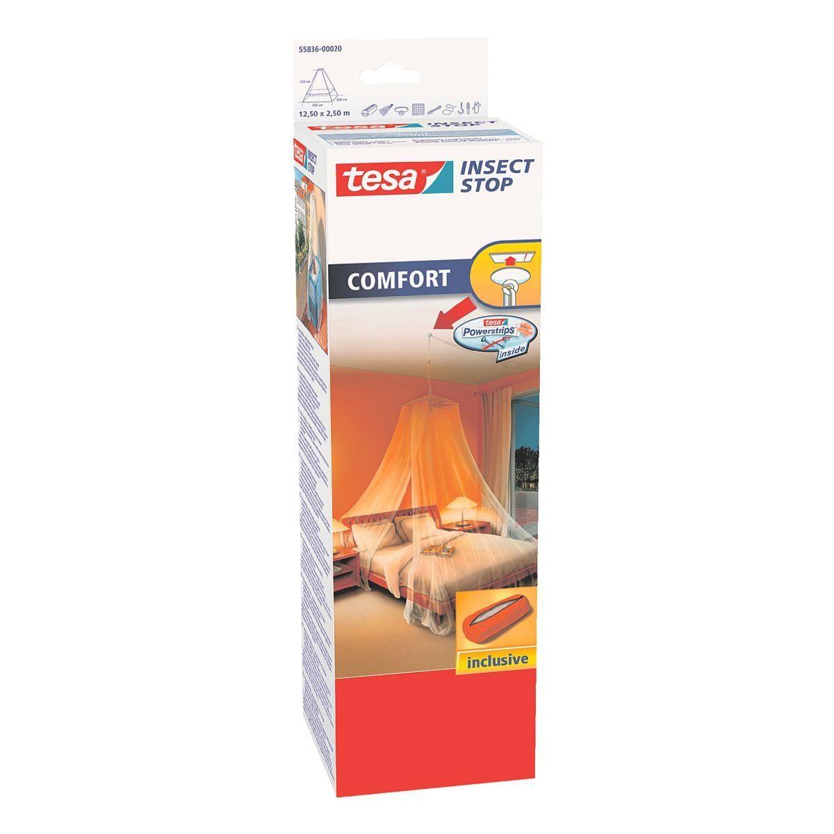 Tesa Moskitonetz »Comfort« fürs Bett