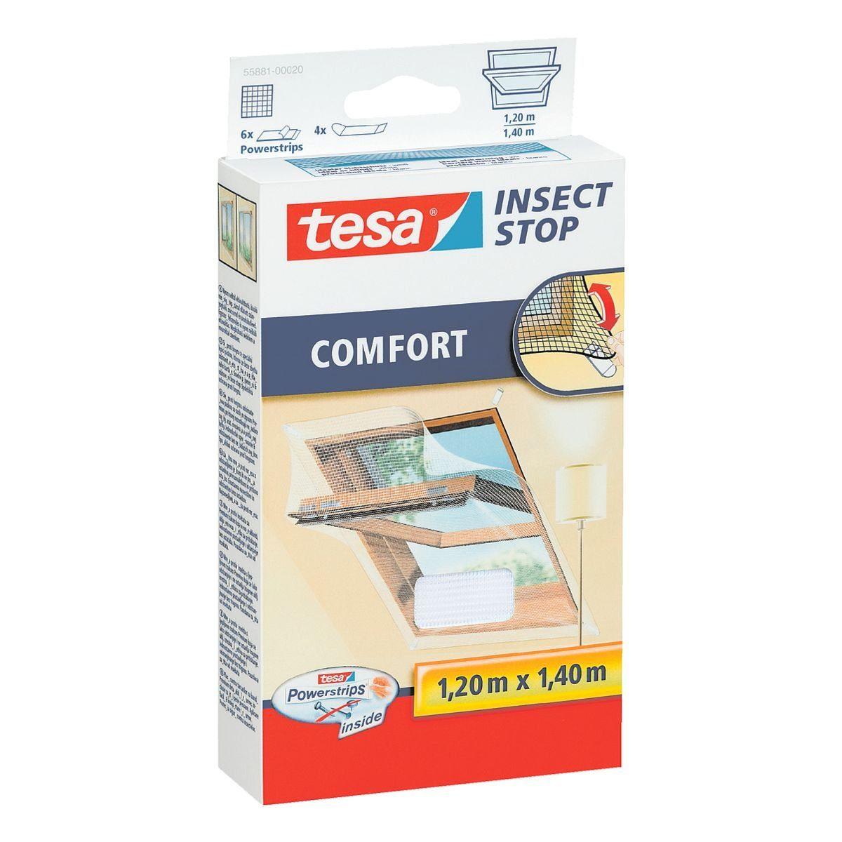 Tesa Fliegengitter »Comfort« für Dachfenster