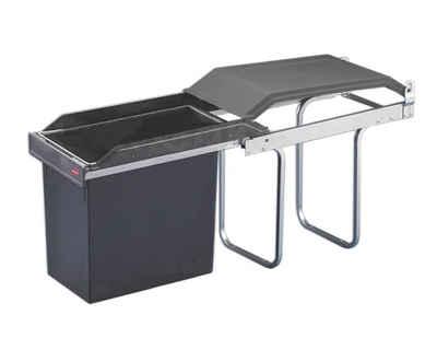 Hailo Einbaumülleimer »Abfallsammler 3650241 Einbau SingleBox 24 Liter«, 1