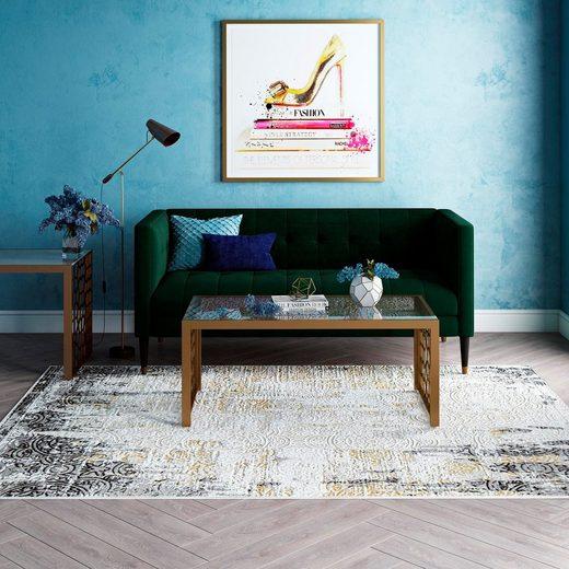 Teppich »Auden Sundance«, CosmoLiving by Cosmopolitan, rechteckig, Höhe 10 mm, Vintage, Wohnzimmer