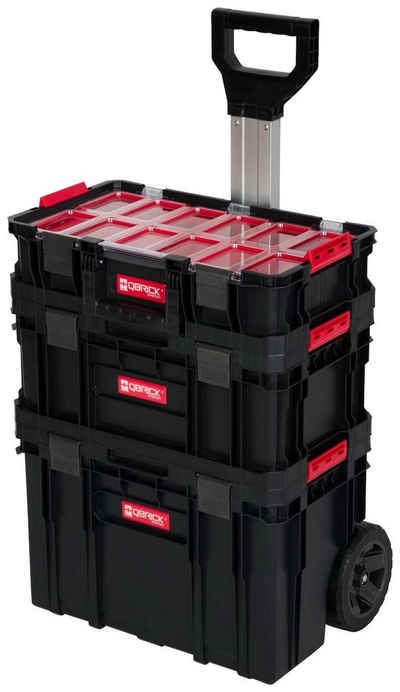 Kreher Werkzeugtrolley (Set, 3 Stück), 2 Boxen, 1 Trolley