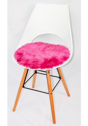 Heitmann Felle Pagalvėlės ant kėdės »Lamm rund« Pagal...
