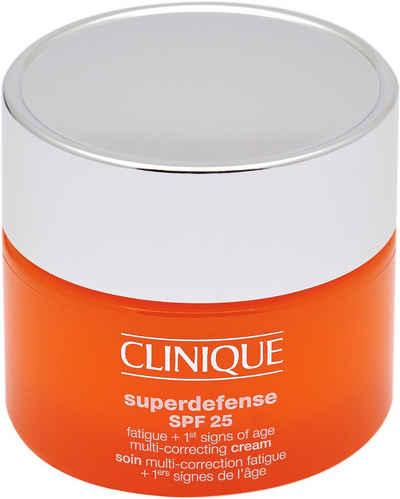 CLINIQUE Tagescreme »Superdefense Cream Spf 25 skin Type 1/2«