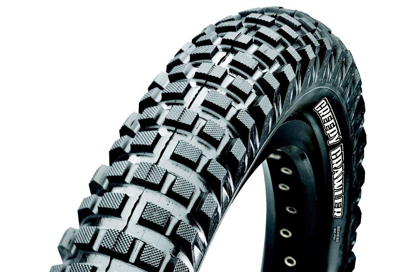 Maxxis Fahrradreifen »Creepy Crawler R 20 Zoll SuperTacky Draht«