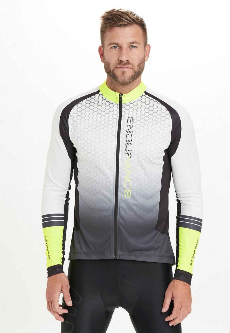 ENDURANCE Radtrikot »VEROVE M Bike L/S Shirt« mit viel Komfort für den Radsport