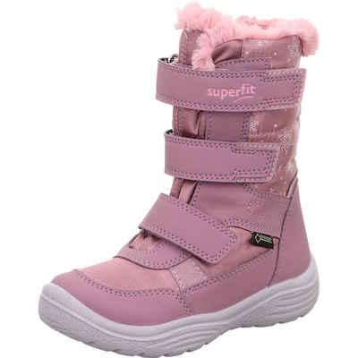 Superfit »Stiefel CRYSTAL für Mädchen, Wetter« Winterstiefel