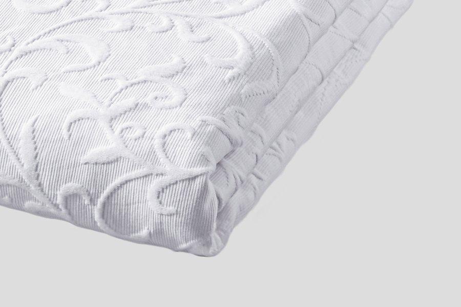 heine home Sofaüberwurf in weiß
