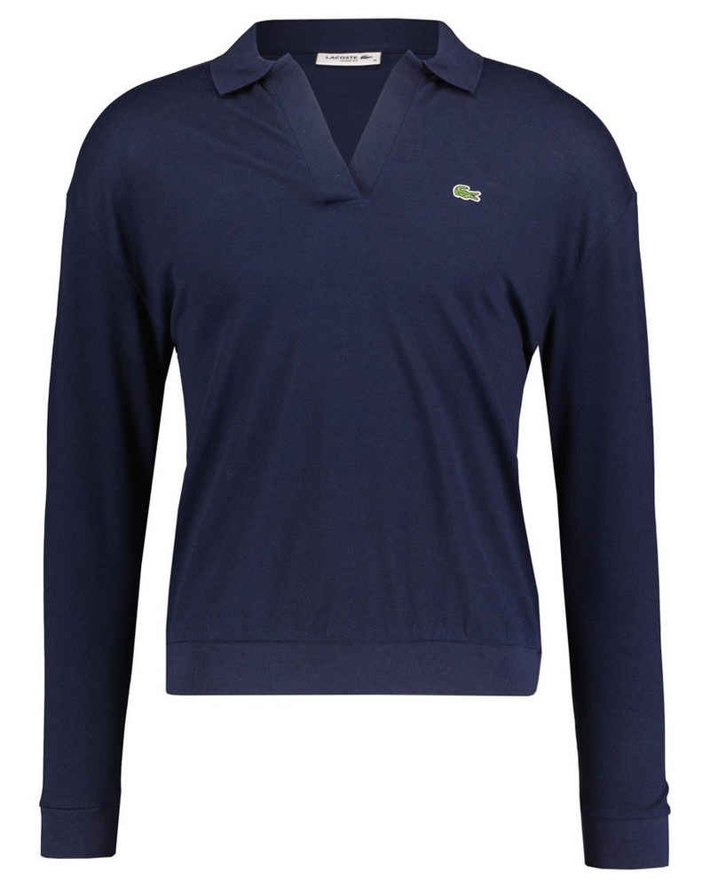Lacoste T-Shirt »Damen Poloshirt Langarm«