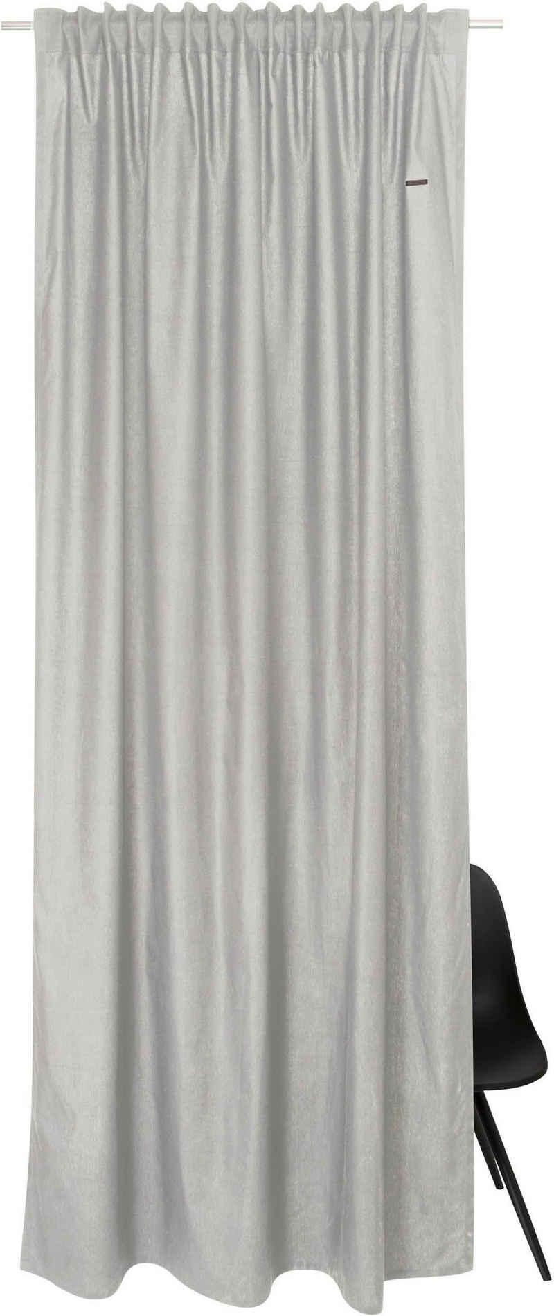 Vorhang »Neo«, Esprit, verdeckte Schlaufen (1 Stück), aus nachhaltiger Baumwolle