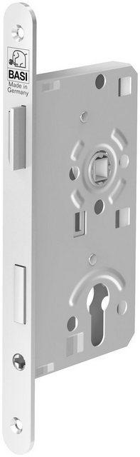 BASI Einsteckschloss »Zylinder Einsteckschloss, DIN rechts«, Einsteck-Zimmertürschloss