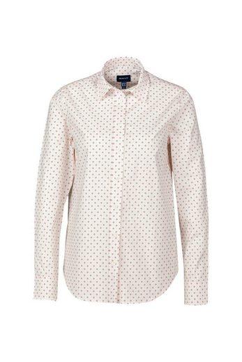 Gant Hemdbluse »D2. Fairly Dot Stretch Bc Shirt«