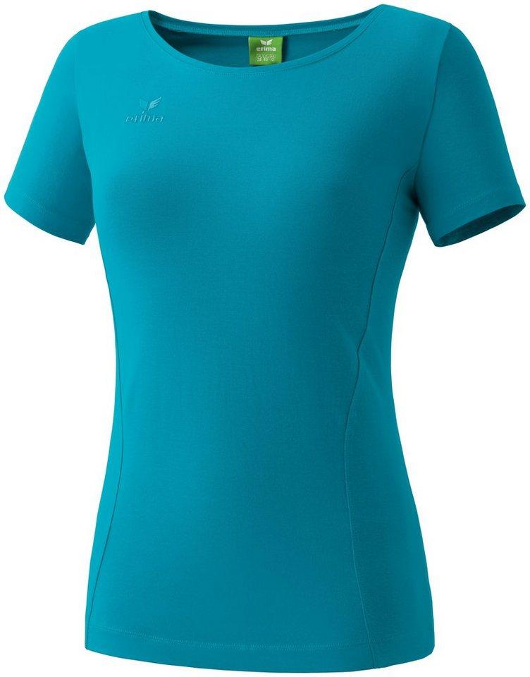 ERIMA Style T-Shirt Damen in petrol