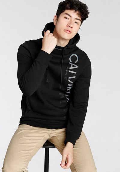 Calvin Klein Kapuzensweatshirt »Bold Logo«