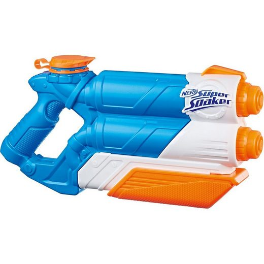 Hasbro Wasserpistole »Super Soaker Twin Tide«